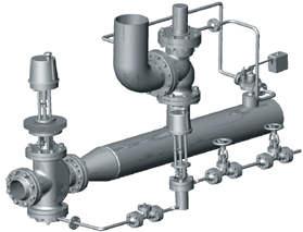 减温减压 新一代可调喷嘴减温装置